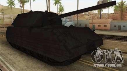 Panzerkampfwagen VIII Maus para GTA San Andreas