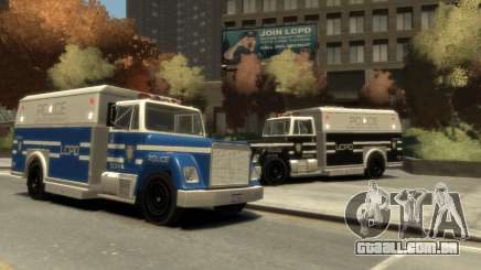 GTA 3 Enforcer HD para GTA 4