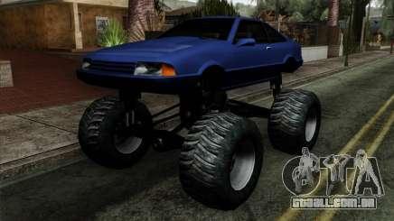 Monster Cadrona para GTA San Andreas
