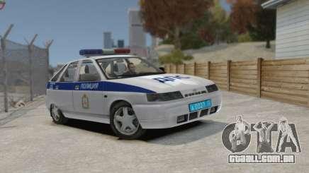 VAZ 2112 DPS para GTA 4