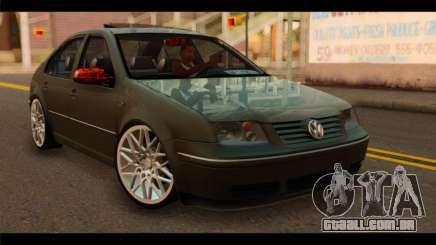 Volkswagen Bora 2007 para GTA San Andreas