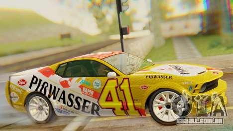 GTA 5 Vapid Dominator Pisswasser IVF para GTA San Andreas vista direita