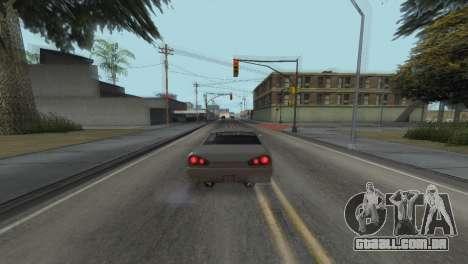 Melhoria física de condução para GTA San Andreas sétima tela