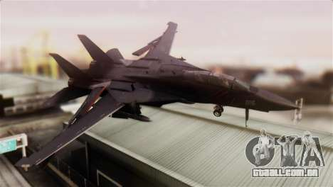 Grumman F-14D Super Tomcat para GTA San Andreas