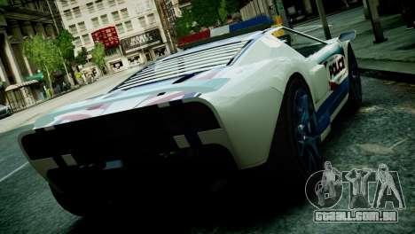 Bullet Police Car para GTA 4 esquerda vista