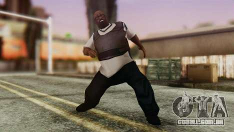 Big Smoke Skin 2 para GTA San Andreas terceira tela