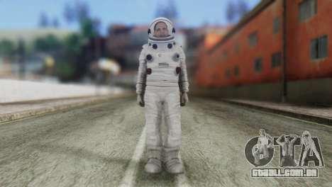 Astronaut Skin from GTA 5 para GTA San Andreas