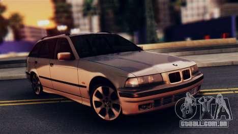 BMW 316i Touring para GTA San Andreas