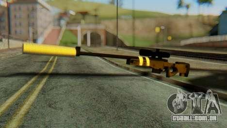 L96 Bandage Silencer para GTA San Andreas