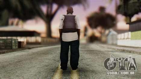 Big Smoke Skin 2 para GTA San Andreas segunda tela