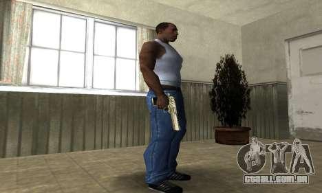 Luz Fria, Deagle para GTA San Andreas terceira tela
