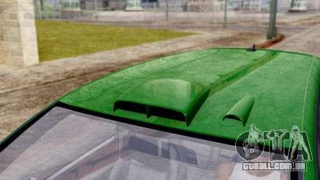 Volkswagen Golf Mk5 GTi Tunable PJ para as rodas de GTA San Andreas