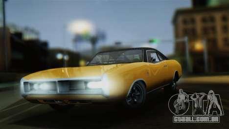 GTA 5 Imponte Dukes para GTA San Andreas esquerda vista