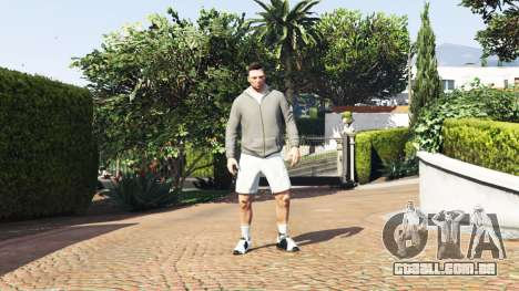 GTA 5 Claude v2.0 segundo screenshot