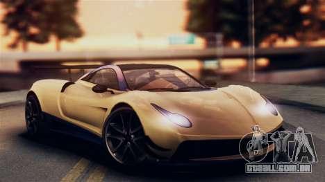 Pegassi Osiris from GTA 5 IVF para GTA San Andreas