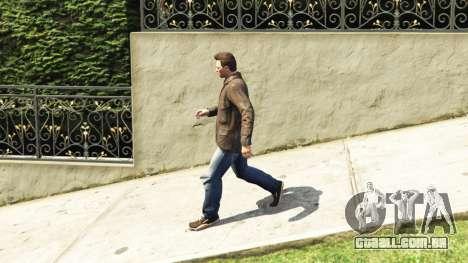 GTA 5 Claude v2.0 terceiro screenshot
