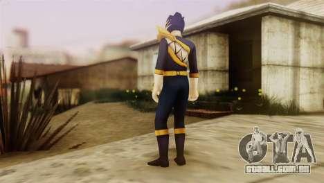 Power Rangers Skin 4 para GTA San Andreas segunda tela