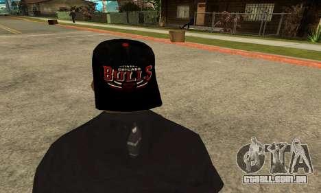 Groove Skin para GTA San Andreas quinto tela