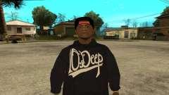 Groove Skin para GTA San Andreas