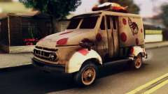 Sweet Tooth Car