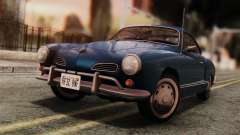 Volkswagen Karmann-Ghia Coupe (Typ 14) 1955 IVF