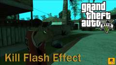 GTA 5 Kill Flash Effect