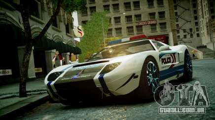 Bullet Police Car para GTA 4