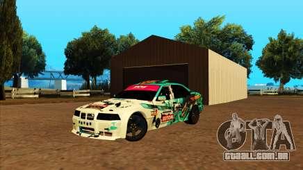 BMW M5 E39 limousine para GTA San Andreas