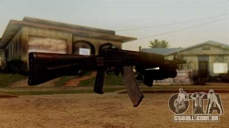An-94 Abakan para GTA San Andreas terceira tela