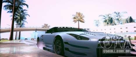 Brandals ENB v2 para GTA San Andreas quinto tela