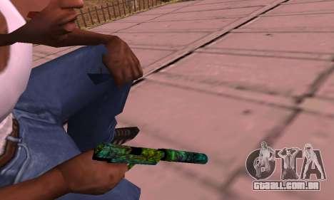 USP Doggers para GTA San Andreas segunda tela