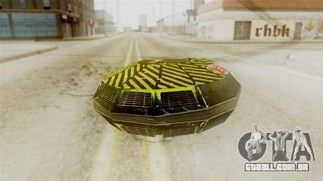 Ghostbuster SMTH para GTA San Andreas