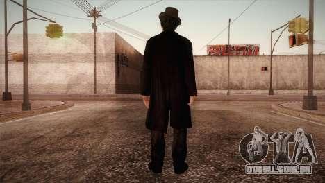 Dr. John Watson v1 para GTA San Andreas terceira tela