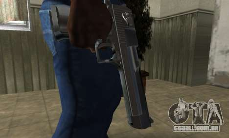 Desert Eagle para GTA San Andreas