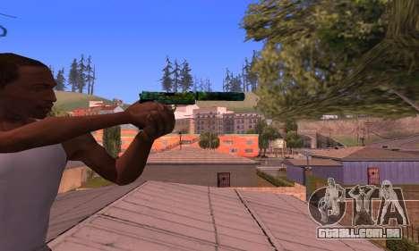 USP Doggers para GTA San Andreas terceira tela