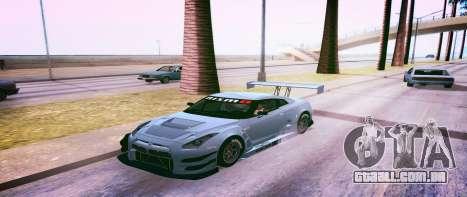 Brandals ENB v2 para GTA San Andreas segunda tela