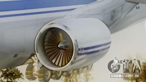 Antonov 124 para GTA San Andreas traseira esquerda vista