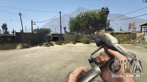 Halo UNSC: Magnum para GTA 5