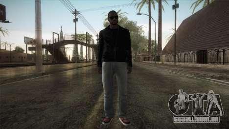 Forelli GTA 5 para GTA San Andreas segunda tela