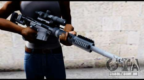 McMillan CS5 v1 para GTA San Andreas terceira tela