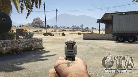 GTA 5 Halo UNSC: Magnum décimo imagem de tela
