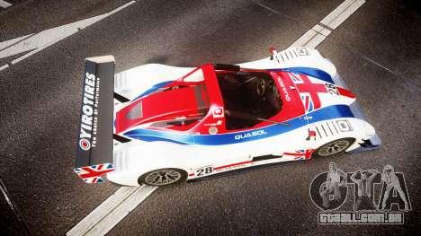 Radical SR8 RX 2011 [28] para GTA 4 vista direita