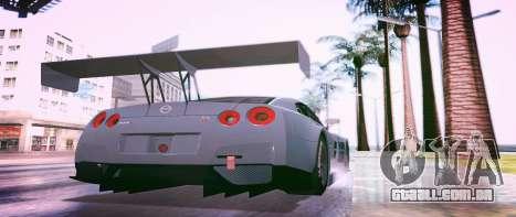 Brandals ENB v2 para GTA San Andreas terceira tela