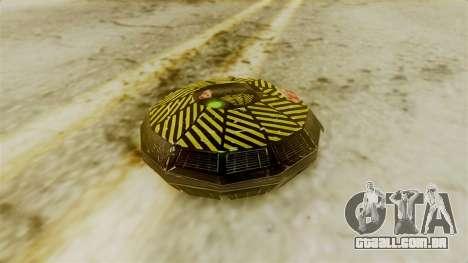 Ghostbuster SMTH para GTA San Andreas terceira tela