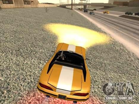 Xenon para GTA San Andreas terceira tela