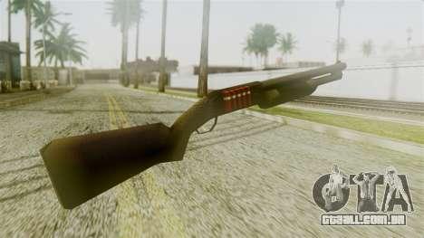 New Chromegun para GTA San Andreas segunda tela