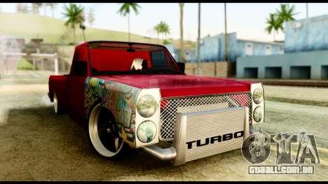 Nissan Junior Tuned para GTA San Andreas