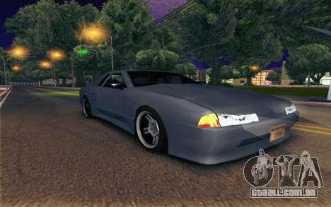 Elegy Explosion v1 para GTA San Andreas