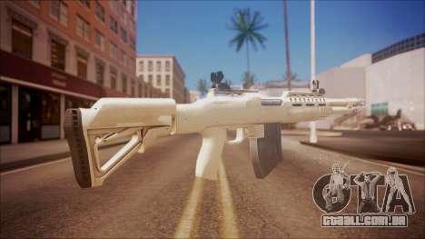 HCAR from Battlefield Hardline para GTA San Andreas segunda tela