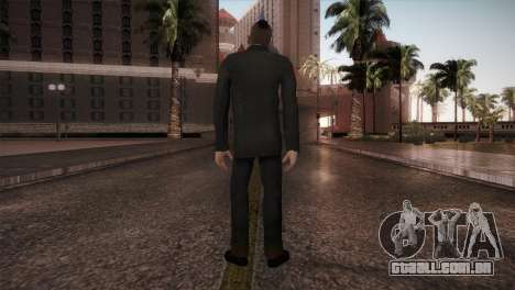 Sabão veterano para GTA San Andreas terceira tela